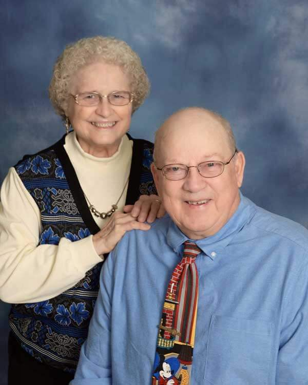 Dean and Fran Schropp